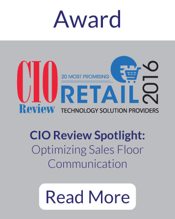 LNL Systems recognized as a top 20 retail technology solutions providers by CIO Review
