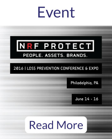 NRF Protect loss prevention conference & expo 2016