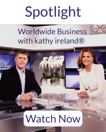 LNL Systems CEO sits down with Kathy Ireland of Worldwide Business