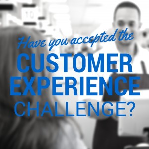 Have you accepted the customer experience challenge in retail?