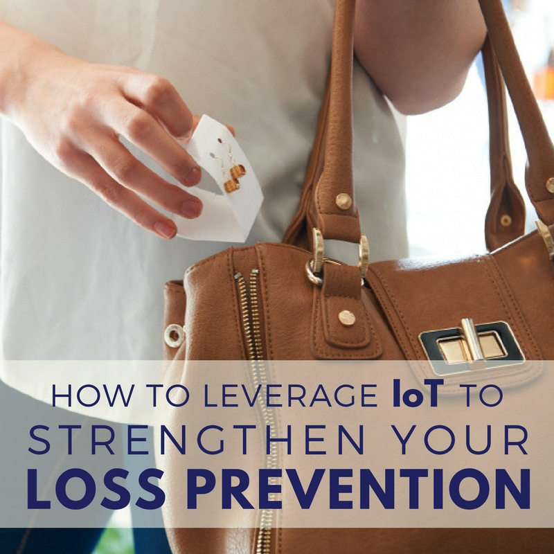 woman stealing earnings with text how to leverage it to strengthen your loss prevention